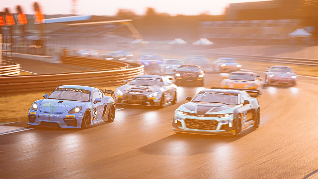 Slipstream Racing North America GT4 Sign Up