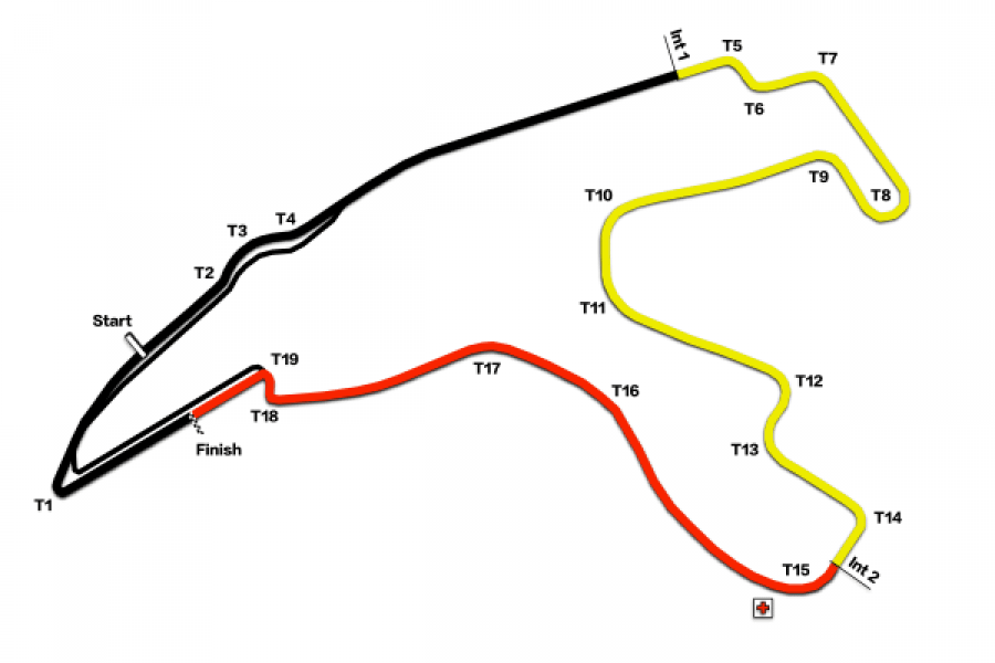 spa trackmap | 1
